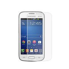 Защитное стекло Tempered Glass для Samsung Galaxy Star Plus/Pro S7262/S7260 твердость 9H, 2.5D