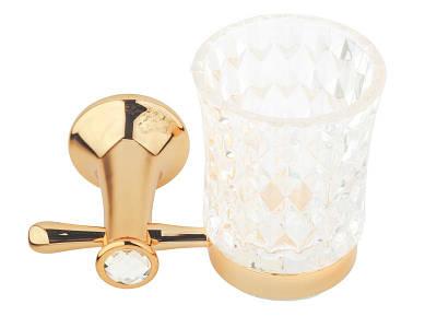 Стакан для зубных щеток, золото KUGU Bavaria 306G