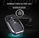Автосигнализация c бесключевым доступом, кнопкой старт стоп,  бесключевая система запуска двигателя, фото 8