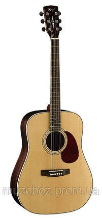 Акустическая гитара Cort EARTH 100RW (Nat), фото 2