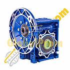 Червячный мотор-редуктор бесшумный NMRV-075, фото 2