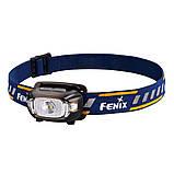 Ліхтар налобний Fenix HL15 синій, фото 2