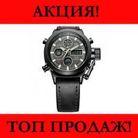 Мужские часы AMST Черные- Новинка