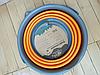 Складное ведро Silicon Bucket 5л., Туристическое ведро, Силиконовое ведро, фото 10
