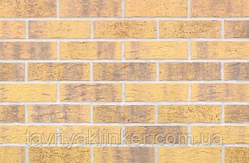 Клинкерная фасадная плитка Sun city (HF14), 240x71x10 мм