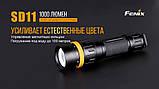 Ліхтар дайвінговий Fenix SD11, фото 7