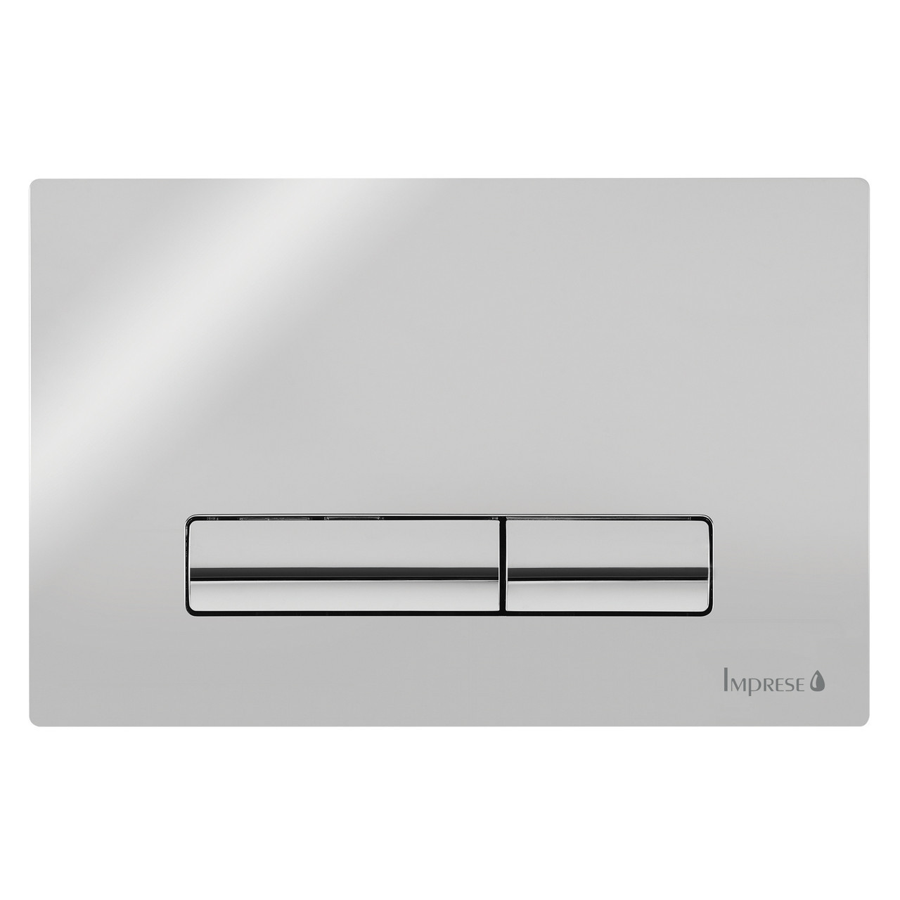 Клавиша смыва Imprese Pani i9100OLIPURE хром