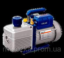 Value VE-135N (1 ступенчатый вакуумный насос, 100 л/мин)