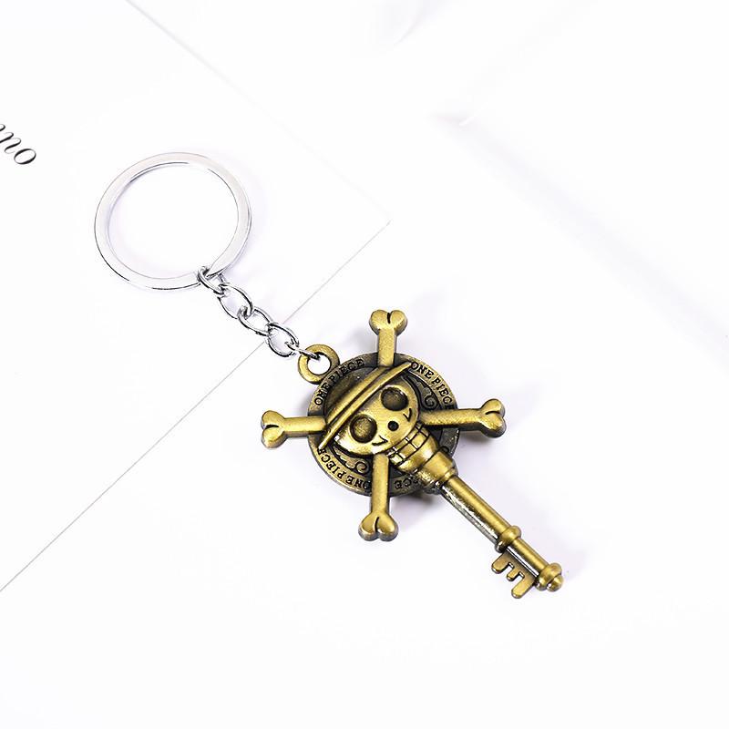 """Брелок """"ONE PIECE"""", металевий, супергерої, Брелок """"Ключ"""""""