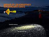 Ліхтар налобний Fenix HL12R сірий, фото 8