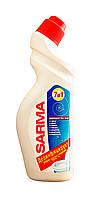 Чистящее средство для сантехники Sarma Дезинфекция - 750 мл.