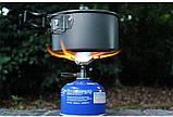 Газовий пальник з титану BRS-3000T, фото 9