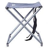 Складний стілець BRS-D21, фото 3