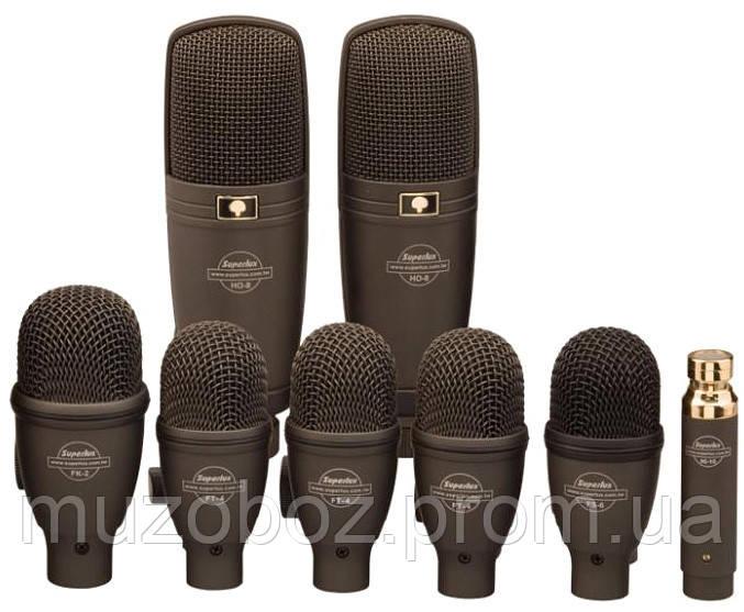 Набор микрофонов Superlux DRKF5H3 8