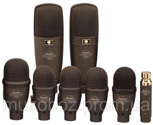 Набор микрофонов Superlux DRKF5H3 8, фото 2