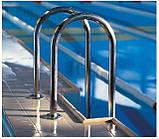 Лестница для бассейна Kripsol Muro 4 ступеньки / AISI 316 / для морской воды, фото 6
