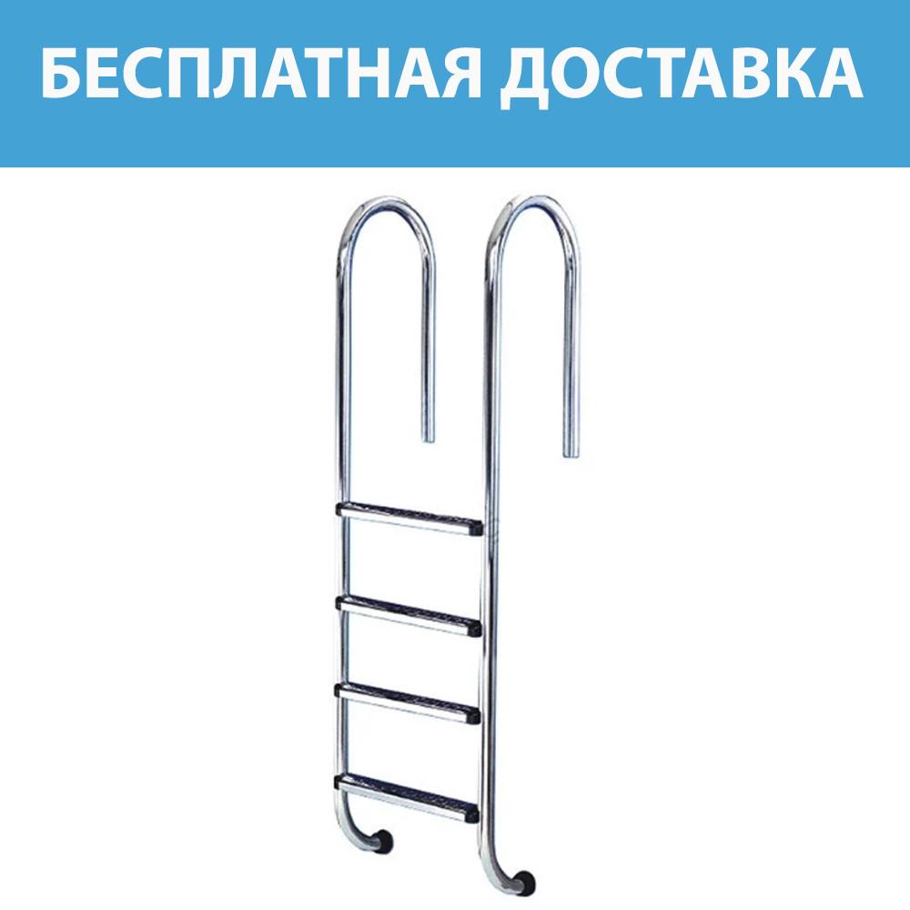 Лестница для бассейна Kripsol Muro 4 ступеньки / AISI 316 / для морской воды