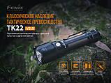 Ліхтар ручний Fenix TK22 V2.0, фото 6