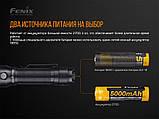 Ліхтар ручний Fenix TK22 V2.0, фото 10
