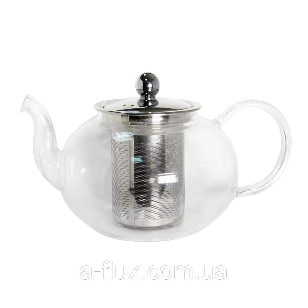Чайник с крышкой и нержавеющим фильтром 1200 мл Классика 16936-31
