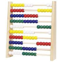 Развивающая игрушка Goki Счетная рамка (HS240G)