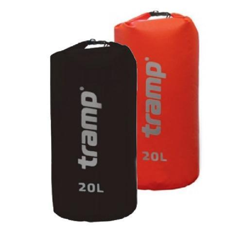 Гермомішок Tramp Nylon PVC 20, TRA-102 чорний