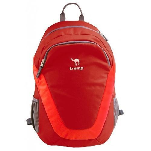 Рюкзак Tramp City 22 (червоний, синій, чорний)  червоний