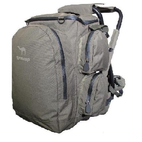 Рюкзак Tramp Forest 40 (сірий, камуфляж) сірий