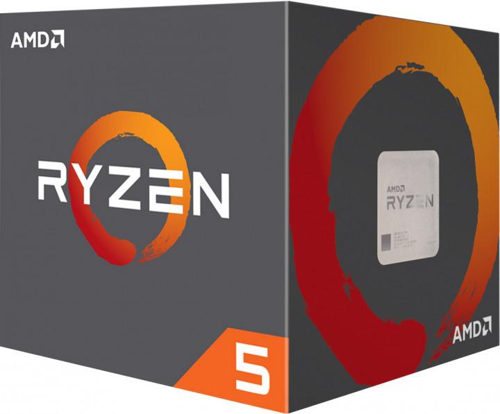 Процессор AMD Ryzen 5 2600 3.9GHz/AM4