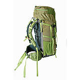 РюкзакSigurd60+10Tramp TRP-045-green, фото 5