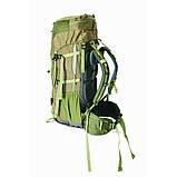 РюкзакSigurd60+10Tramp TRP-045-green, фото 7