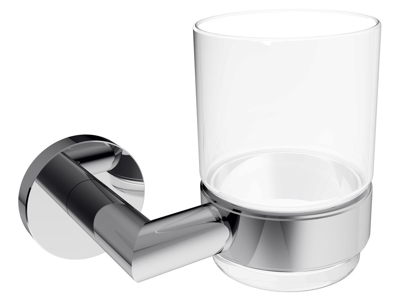 Стакан для зубных щеток Imprese Hranice 120100 хром