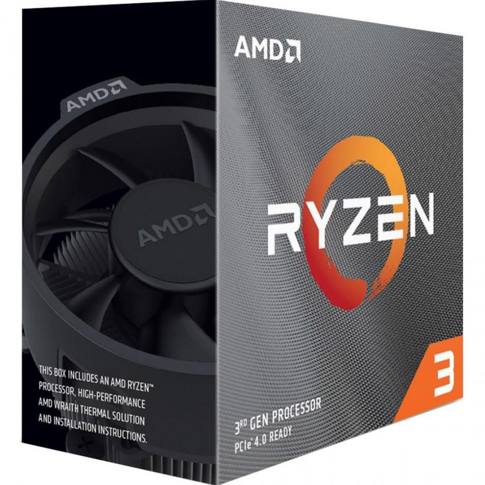 Процессор AMD Ryzen 3 3300X 4.3GHz/AM4 BOX