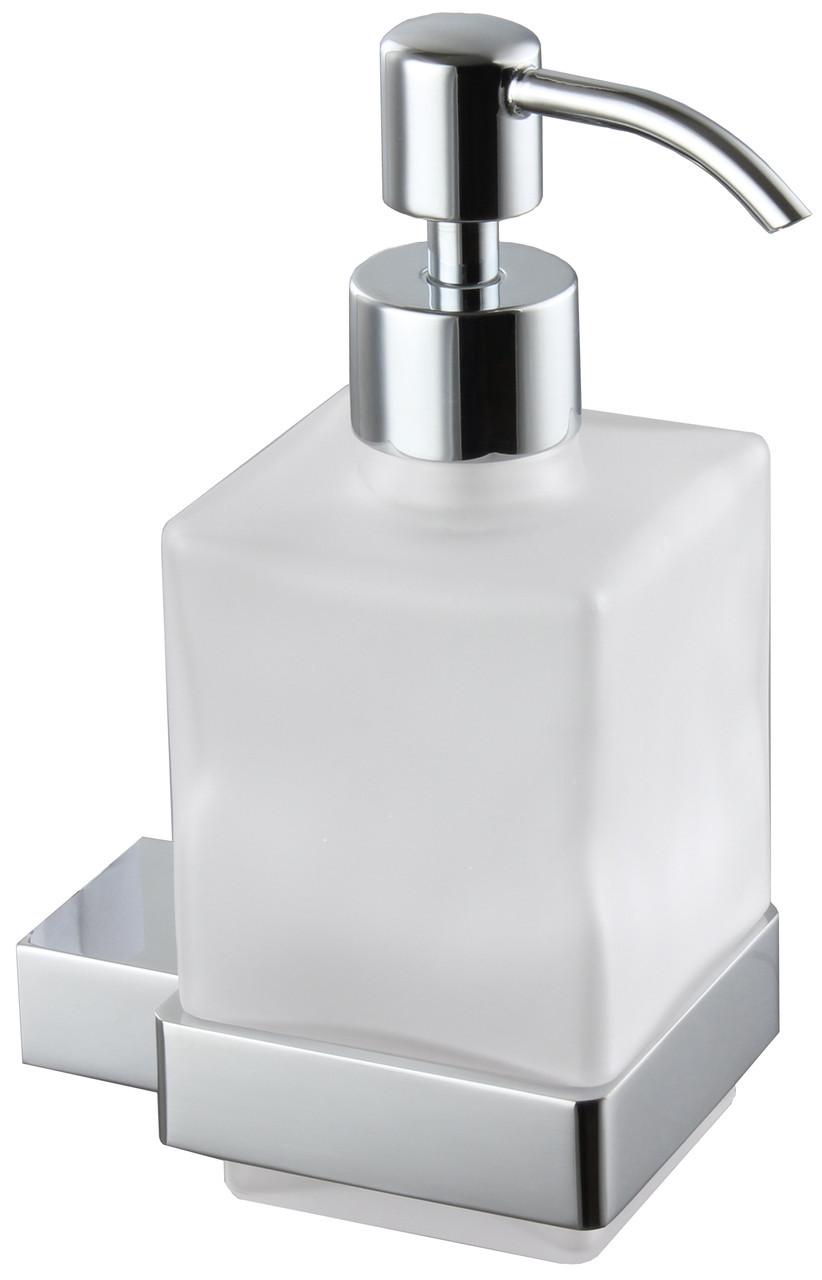Дозатор для мыла объем 280 мл Imprese Bitov 170300 хром