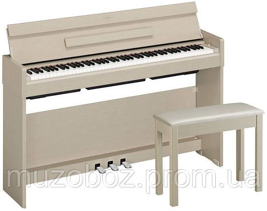 Цифровое пианино Yamaha ARIUS YDP-S34 WA (+блок питания), фото 2