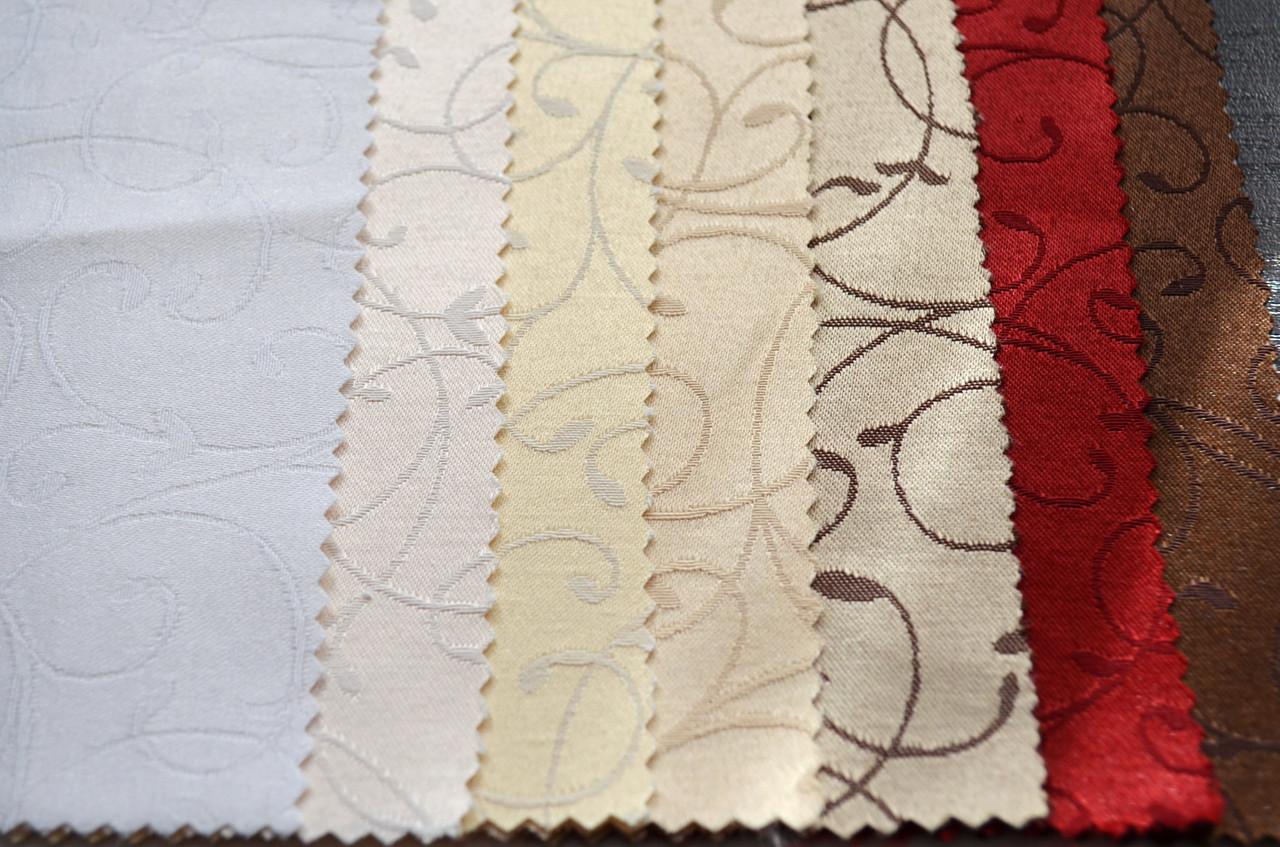 Teflon Вьюнок-155 Скатертная ткань с пропиткой Тефлон