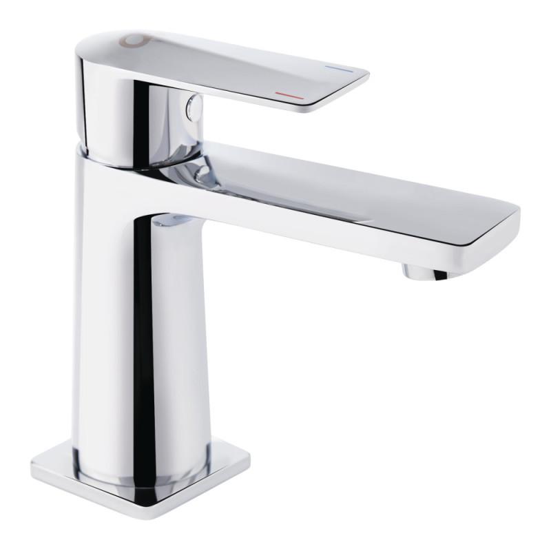 Смеситель для умывальника Q-tap Estet CRM 001