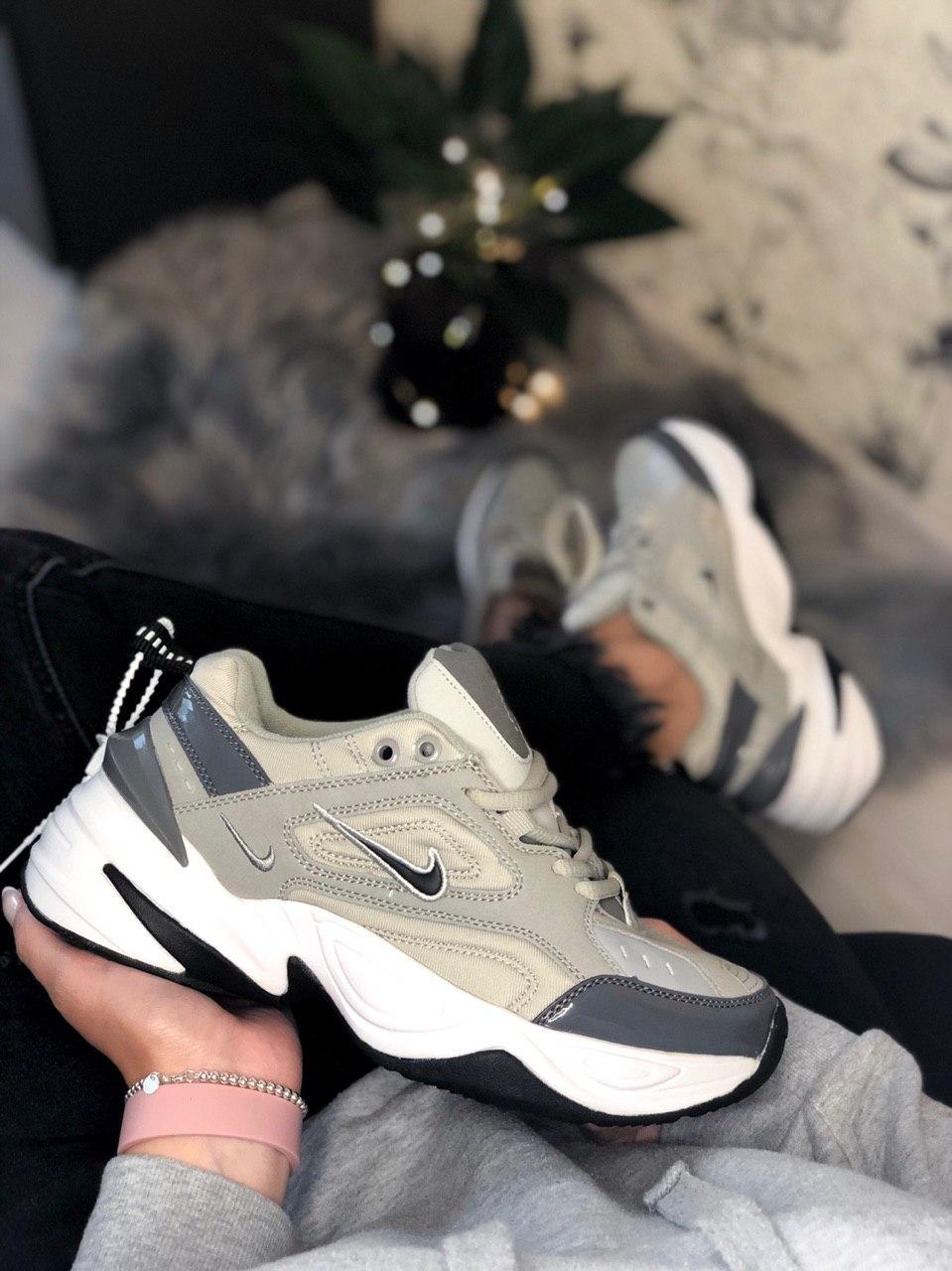"Кросівки Nike M2K Tekno ""Сірі"""