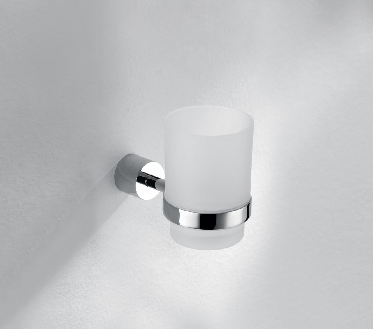Настенный стакан для зубных щеток ASIGNATURA Delight 75601800