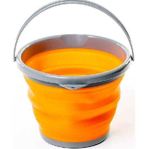 ВедроскладноесиликоновоеTramp TRC-092-orange