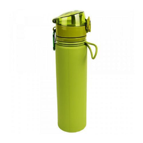 Бутылкасиликон700mlTramp TRC-094-olive