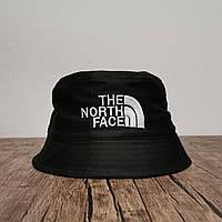 Мужская стильная панама (The North Face) black / 58 размер