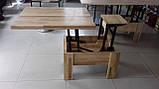 Механізм трансформації до столу-трансформера Мілан(посилений), фото 2