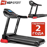 Беговая дорожка для дома Hop-Sport HS-4500LB Ultima Pro Мощность двигателя: 4,5 л.с. Полотно: 140х52 см