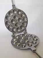 Орешница на 16 орешков, форма для выпечки орех, орешницы, фото 1