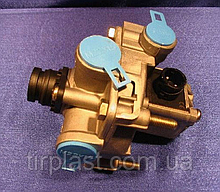 Тормозной магнитный кран ABS RENAULT SCANIA DAF тормозной клапан АБС ДАФ РЕНО Скания