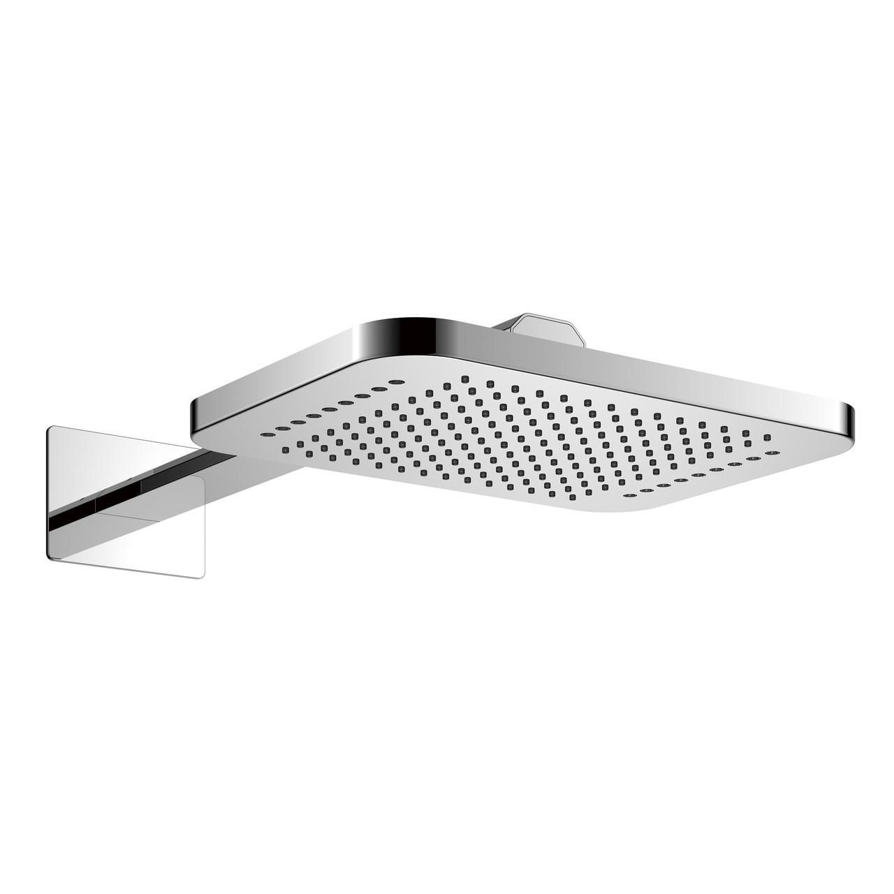 Верхний душ с настенным кронштейном Imprese Smart Click ZMK101901101