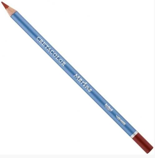 Олівець акварельний Cretacolor Англійська червона 9002592642096