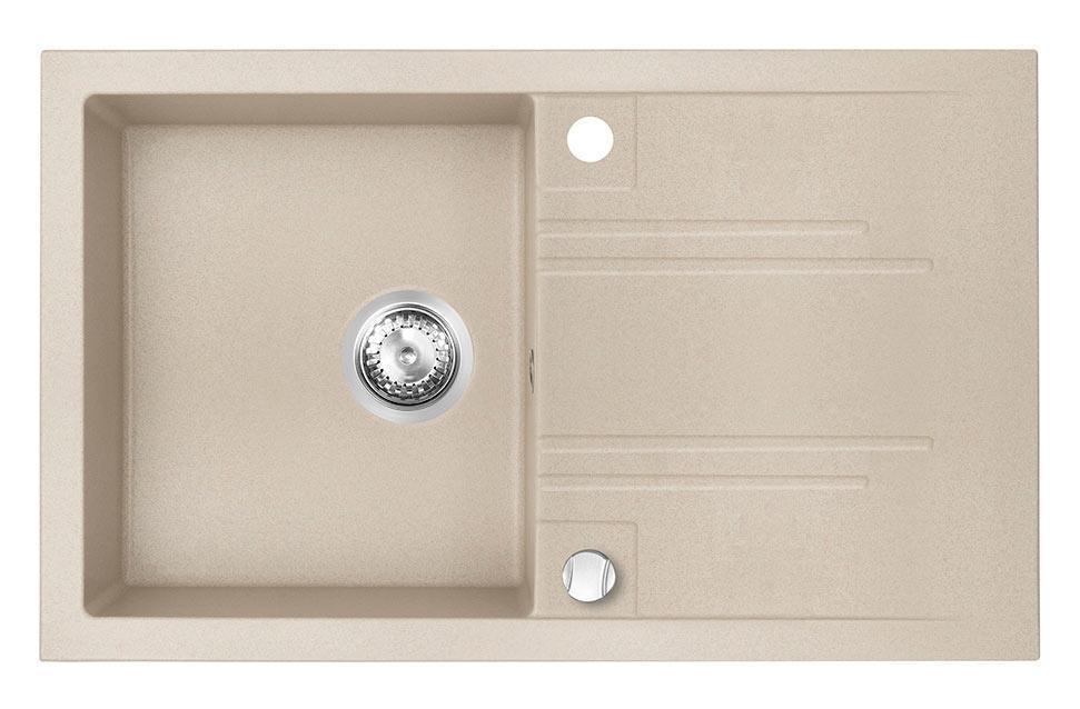 Кухонная мойка Ferro MEZZO II DRGM48/78SA