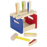 Развивающая игрушка Goki Молоток и скамейка (58562G)